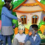 Recordamos el proyecto de inglés sobre los cuentos del curso 2014/15