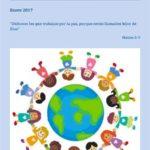Los alumnos de 3º y 4º realizan esta revista digital escolar del mes de Enero