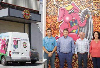Frutos secos El Elefante Rosa