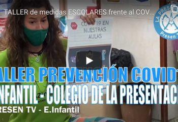 Talleres prevención covid