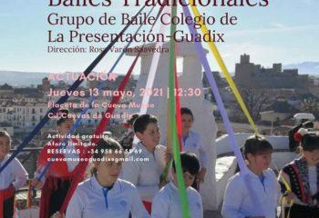 Bailes tradicionales de Guadix